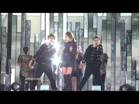 Brown Eyed Girls – Sign, 브라운 아이드 걸스 – 싸인, Music Core 20091205