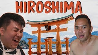 Video [JAPAN GIVEAWAY] Things to do in Hiroshima Part 1: Rabbit Island, Floating Torii Gate & Mount Misen MP3, 3GP, MP4, WEBM, AVI, FLV Agustus 2018