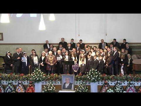 Похороны Гульченко Мария Порфирьевна 11.01.2017 - DomaVideo.Ru