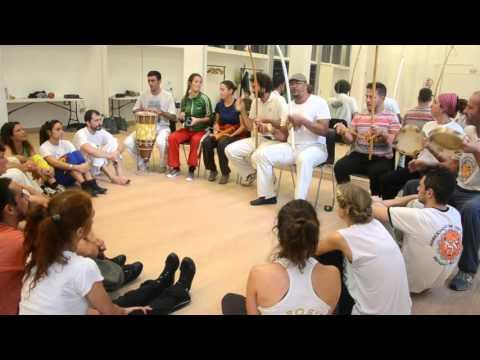 Workshop amb Mestre Ediandro - Aula de música (видео)