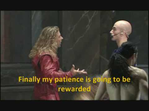 Tekst piosenki Romeo et Juliette - Le duel po polsku