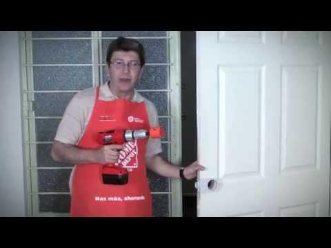 Cómo cambiar una puerta