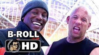 Nonton FAST AND FURIOUS 8 B-Roll Bloopers Footage (2017) Vin Diesel, Dwayne Johnson Action Movie HD Film Subtitle Indonesia Streaming Movie Download