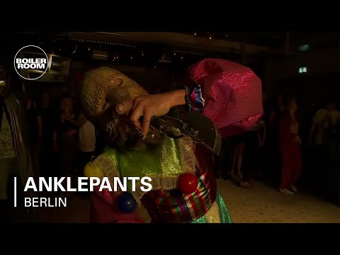 Live Music Show - Anklepants at the Boiler Room