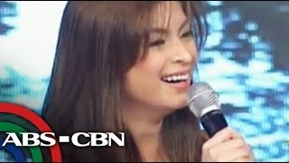 Video It's Showtime: Angel teased about Luis on 'It's Showtime MP3, 3GP, MP4, WEBM, AVI, FLV Juli 2018
