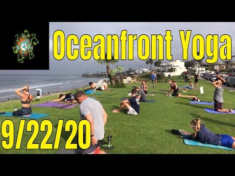 Oceanfront Yoga   Vinyasa Flow   Namasteve Yoga