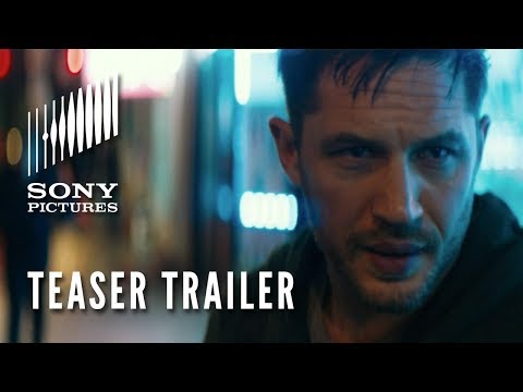 VENOM - Official Teaser Trailer - Starring Tom Hardy