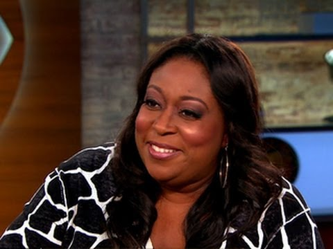 Comedian Loni Love talks relationships:
