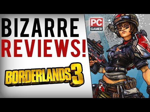 Borderlands 3 Angers Journalists, Negative Reviews Criticize Humor/Jokes, Bugs & Not Evolving Enough