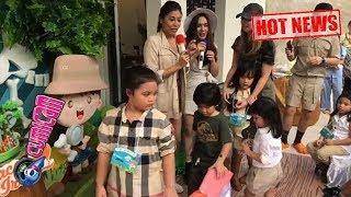 Video Hot News! Keseruan Anak-anak Artis di Pesta Ulang Tahun El Barack - Cumicam 21 Juli 2018 MP3, 3GP, MP4, WEBM, AVI, FLV Juli 2018