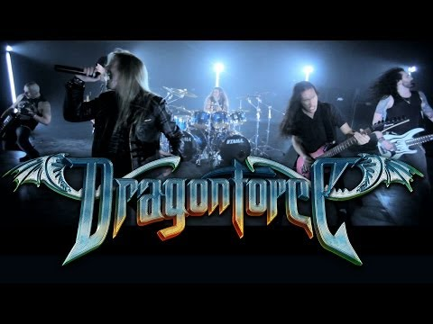 DRAGONFORCE / ドラゴンフォース「The Game / ザ・ゲーム」Official Video