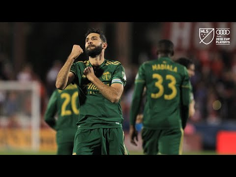 Video: MLS CUP PLAYOFFS HIGHLIGHTS | FC Dallas 1, Portland Timbers 2 | Oct. 31, 2018