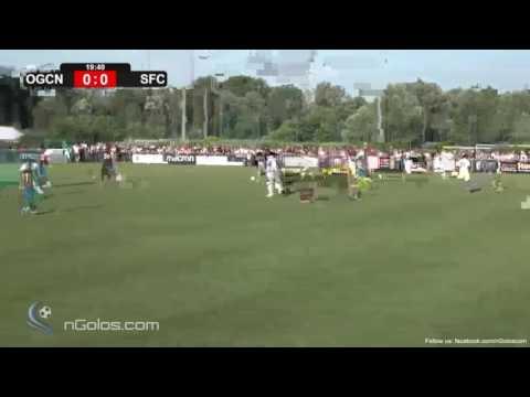 Servette vs Nice 1-3 Club Friendlies All Goals & Highlights / 07/07/2017