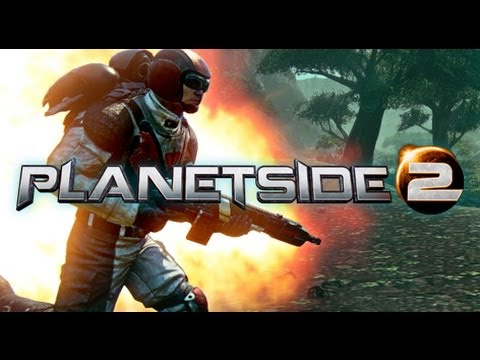 Planetside 2 Now Available on the PC, Watch Future of War Trailer