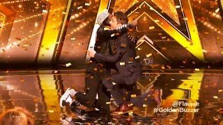 Video ALL 4 GOLDEN BUZZER On Judge Cut Round America's Got Talent 2018 MP3, 3GP, MP4, WEBM, AVI, FLV Juli 2019