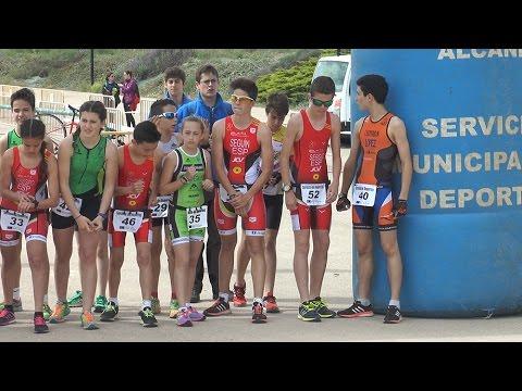 Duatlón JJEE Tragamillas - Colegio La Inmaculada Cto Aragón Duatlón 2016