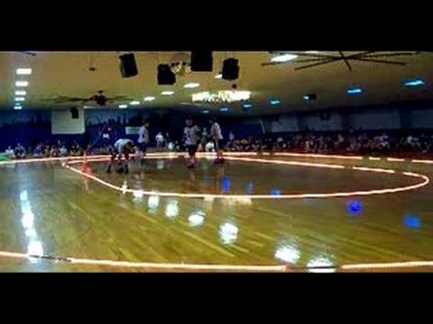 Springfield VS ICT Rollergirls - Ref. Introduction.