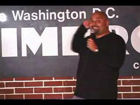Washington, DC Stand Up Comedian Matt Kazam Video 1