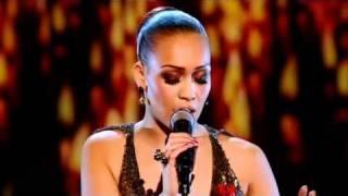 Rebecca Ferguson sings Make You Feel My Love - The X Factor Live show 5 (Full Version)