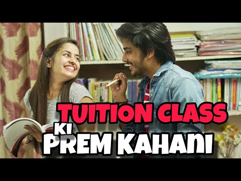 Love Story of Tuition Class   Kiss ki Demand   Latest Love Story of 2019 with Unexpected Twist