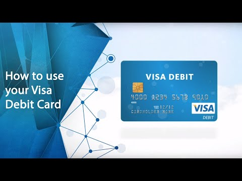 How to use your Visa Debit Card.wmv