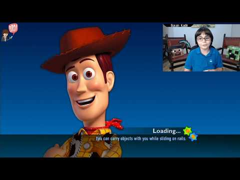 ABLAM ile Toy Story 3 PlayStation - Bölüm 5 BKT