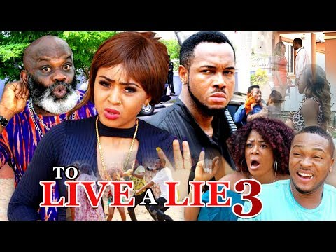 To Live A Lie 3 (Regina Daniels) - 2017 Latest Nigerian Nollywood Movies