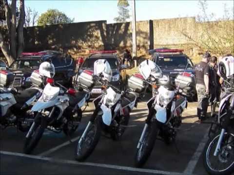 Operação da Polícia Civil e Militar contra o crime organizado
