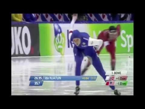 WSD 1500m Ida Njatun Vs Heather Richardson