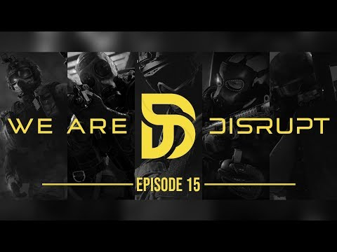 We Are Disrupt EP: 15