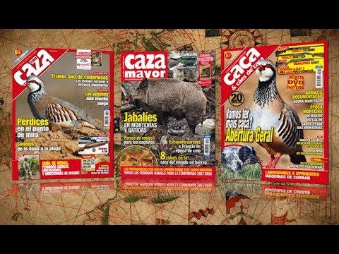 Federcaza, Caza Mayor, y Caça & Cães de Caça Octubre 2017