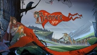 Banner Saga Launch Trailer
