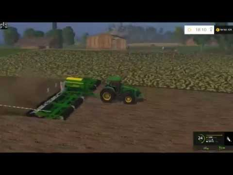 John Deere Multi seeder 18L Pack v1.0