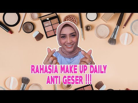 MAMA LITA - RAHASIA MAKE UP DAILY ANTI GESER !!! ALA YULITA MASTERCHEF