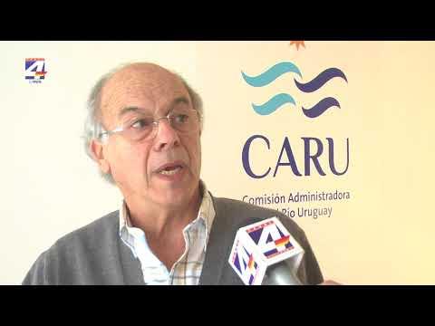 CARU realizará jornada de promoción del transporte fluvio – marítimo en el río Uruguay