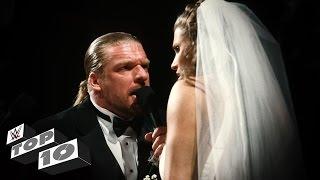 Biggest breakups: WWE Top 10, April 18, 2015