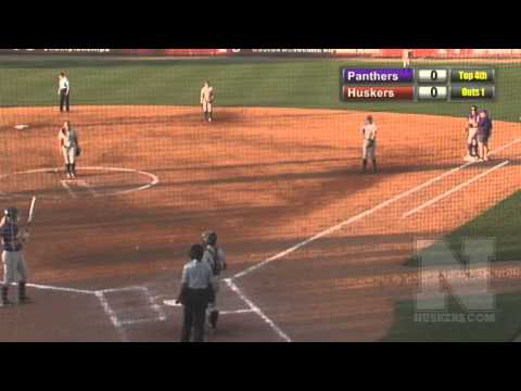 UNI Softball: UNI vs. Nebraska – 2013 NCAA Women's College World Series – May 17, 2013
