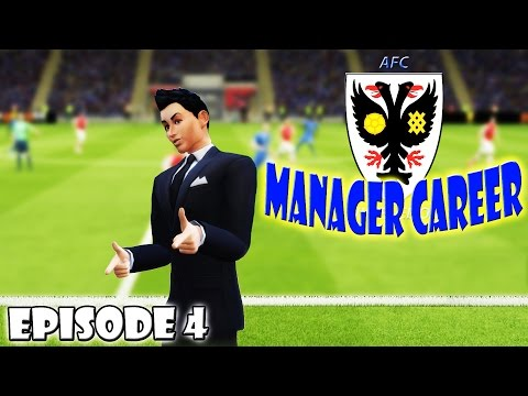 FIFA 15 Manager Career Mode Ep.4 - FUTURE STARS?
