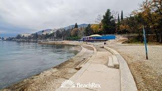 Lovran Croatia  city photos : beach Kvarner, Lovran, Croatia