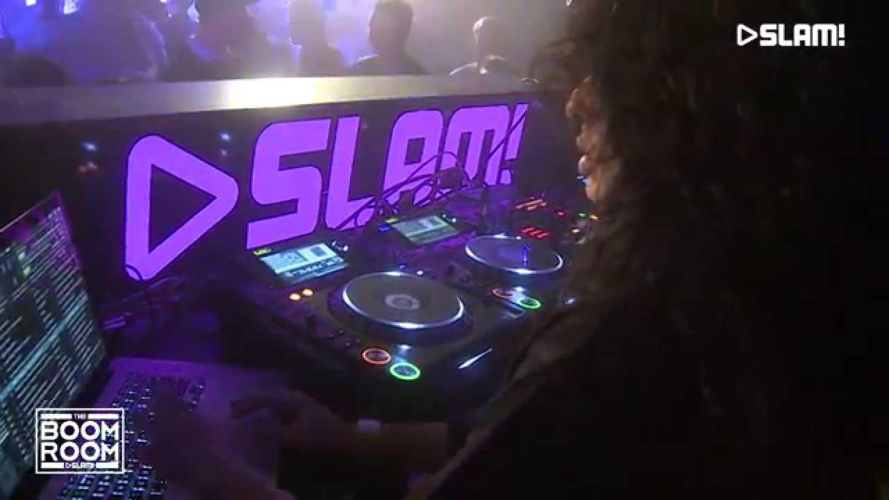 Nicole Moudaber - Live @ SLAM! MixMarathon, ADE 2015