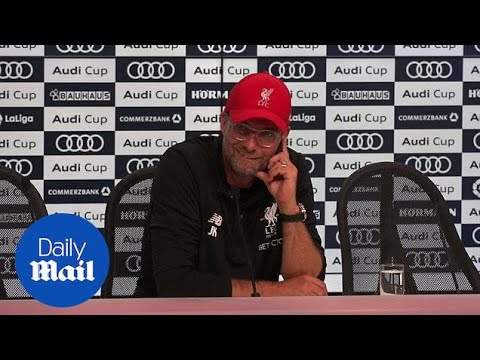 Jurgen Klopp Gives His Thoughts After Win Over Bayern Munich - Daily Mail