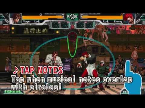 Video of THE RHYTHM OF FIGHTERS