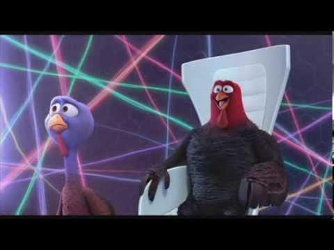 Free Birds Clip 'S.T.E.V.E.'
