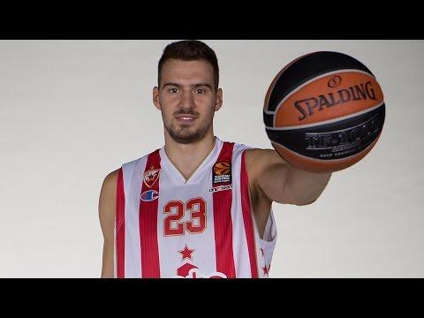 Rising Star: Marko Guduric, Crvena Zvezda mts Belgrade