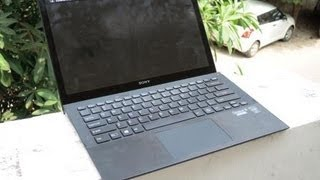 Sony Vaio Pro 13 Review: Complete Hands-on Features And Performance
