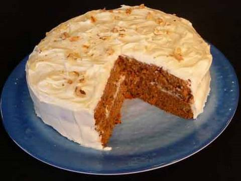 Carrot Cake Recipe (Eggless or Not) – Easy Cake Recipes