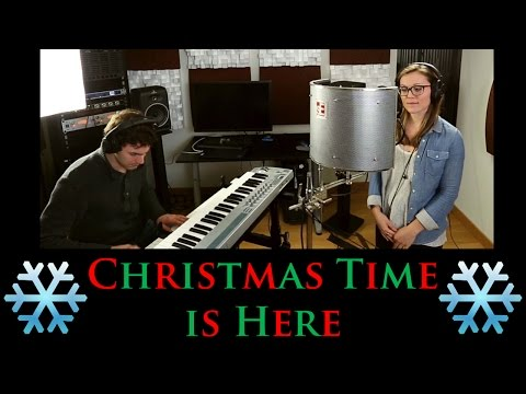 Christmas Time Is Here (Charlie Brown) - Piano & Vocal Cover