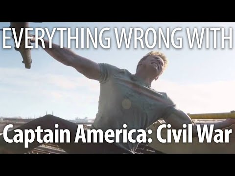 Download Everything Wrong With Captain America: Civil War HD Mp4 3GP Video and MP3