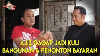 "Video AJIZ GAGAP JADI KULI BANGUNAN & PENONTON BAYARAN. ""AKU INGIN JADI PELAWAK #2"" MP3, 3GP, MP4, WEBM, AVI, FLV Agustus 2019"