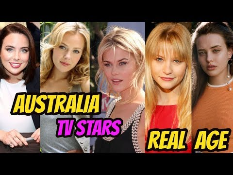 Beautiful 11 Australian Actress Dominating American Tv Series || 2018 you Didn't Know || Real Age